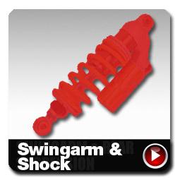 Swingarm & Shock