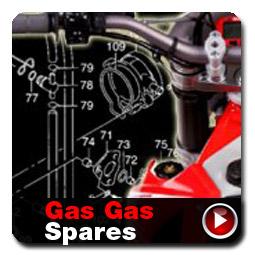 Gas Gas Spares