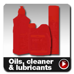 Oils, Lubricants & Cleaner