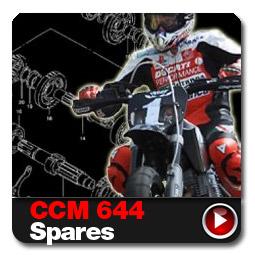 CCM 644 Spares