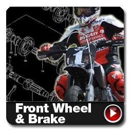 Front Wheel & Brake