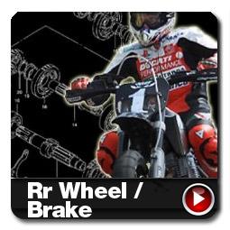 Rear Wheel & Brake