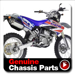 Genuine CCM 404 Chassis Parts
