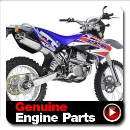 Genuine CCM 404 Engine Parts