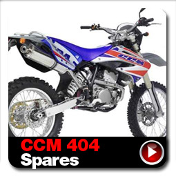 CCM 404 Spares